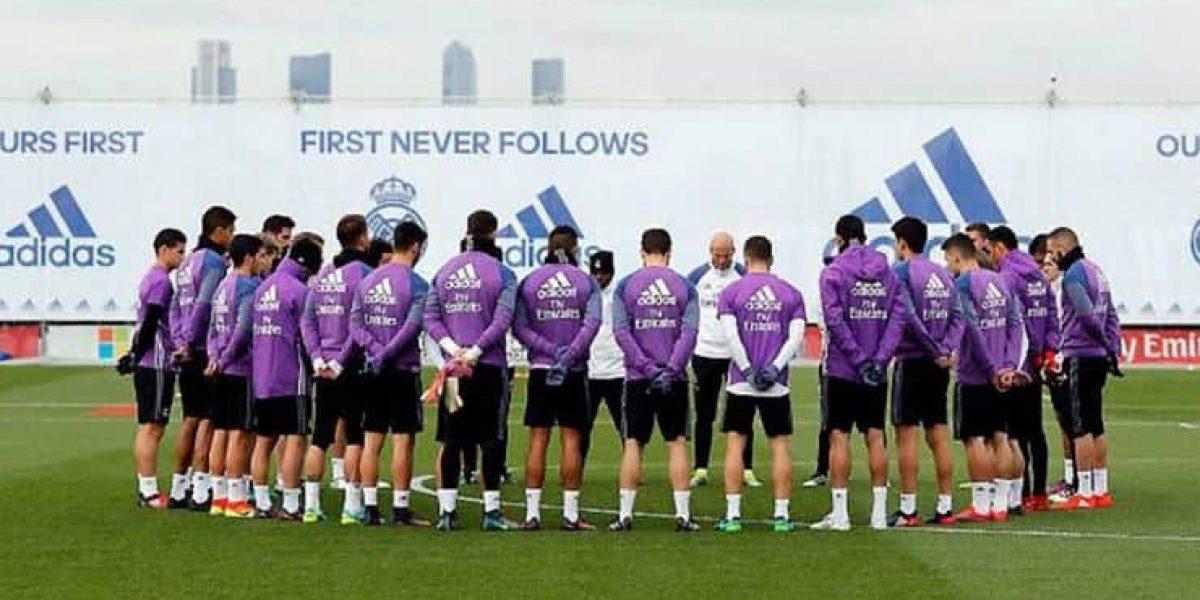 Real Madrid se suma al dolor por el accidente aéreo del Chapecoense