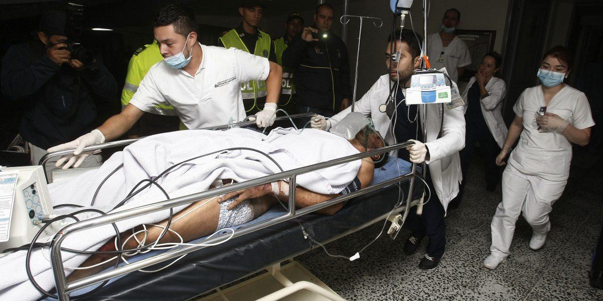 Niño guió el rescate en el accidente aéreo de Chapecoense
