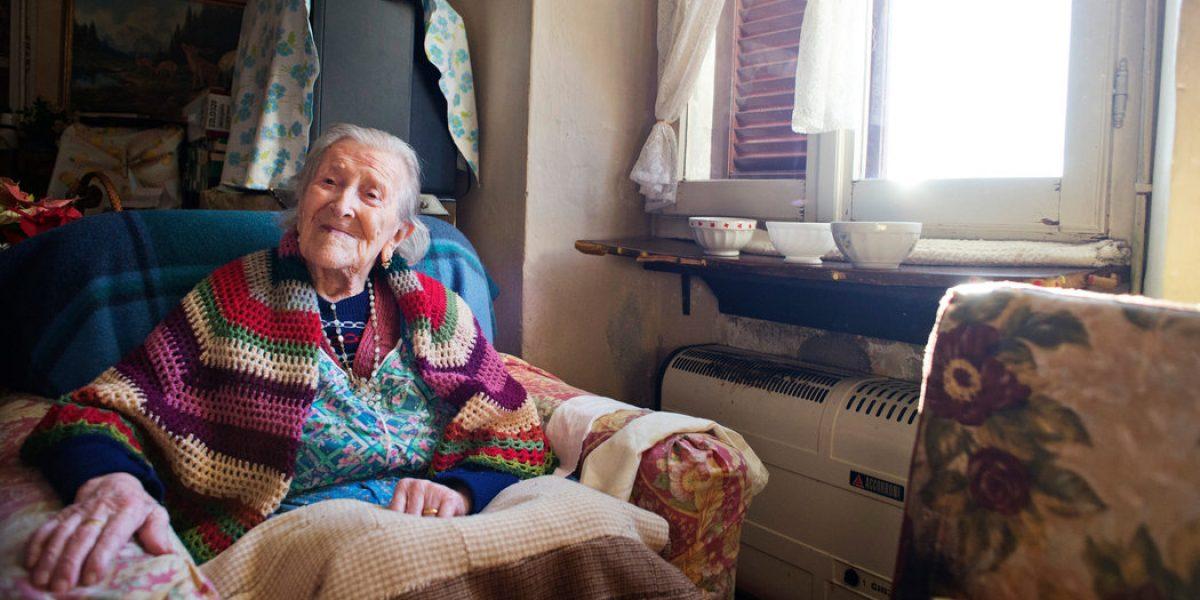 Emma Morano, la mujer más longeva del mundo