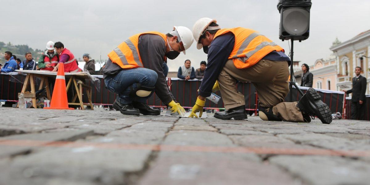 Niegan acción de protección para detener obras del Metro de Quito