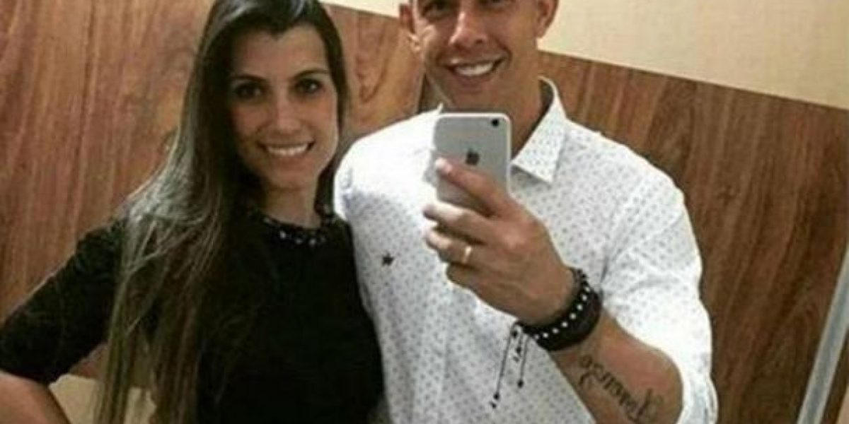 Arquero Danilo llamó a su esposa antes de fallecer en hospital
