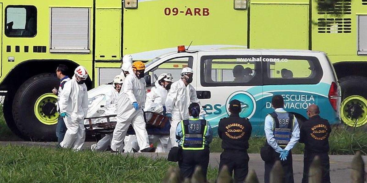 Expertos de Brasil y de Bolivia se unieron a la investigación de la catástrofe aérea