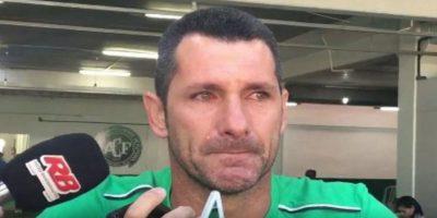 Nivaldo, tercer arquero del Chapecoense, se retira del fútbol tras tragedia aérea