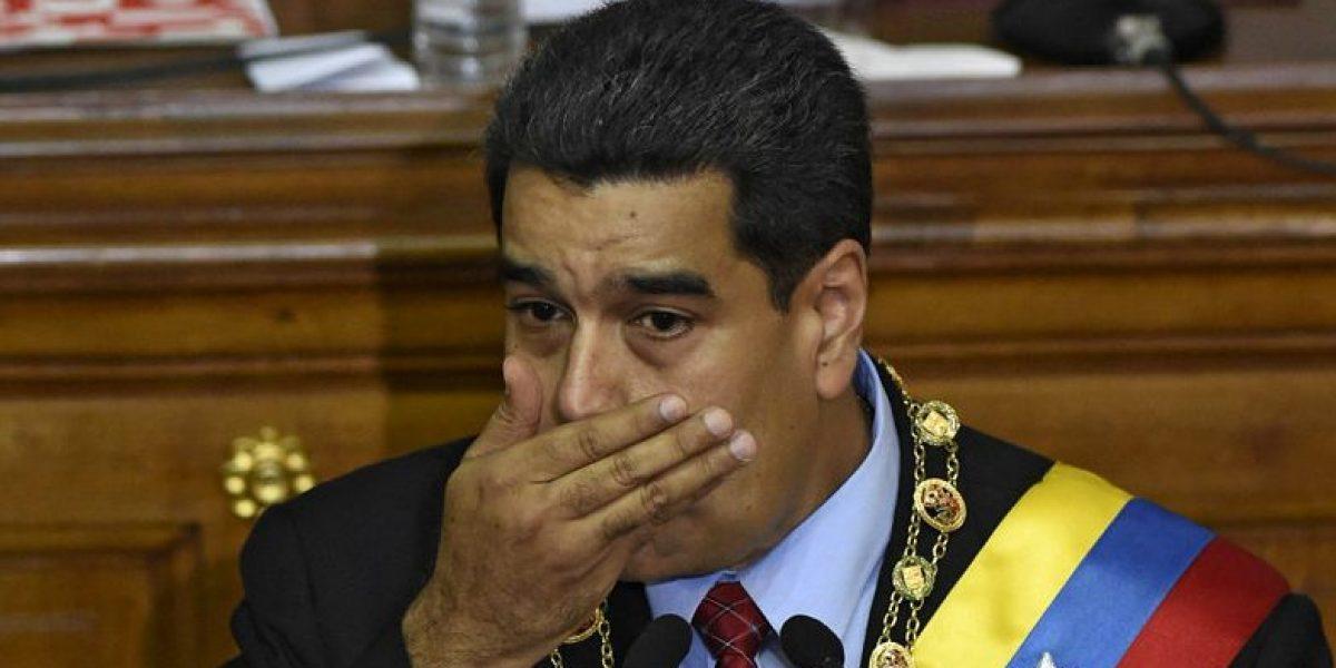 Legisladores de EEUU piden a Trump sanciones inmediatas al Gobierno de Maduro