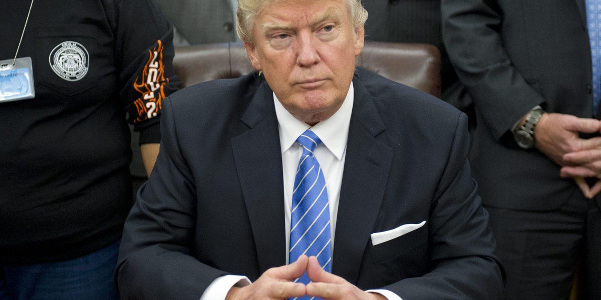 Trump usará