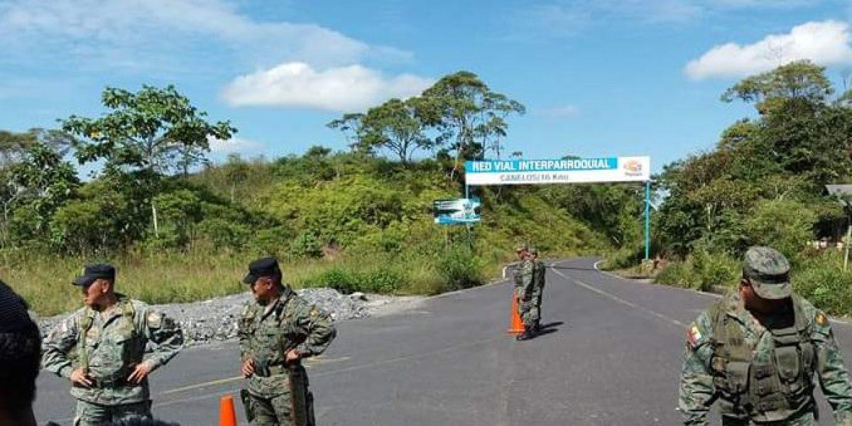 Confeniae alerta sobre detención de dirigentes Shuar por militares