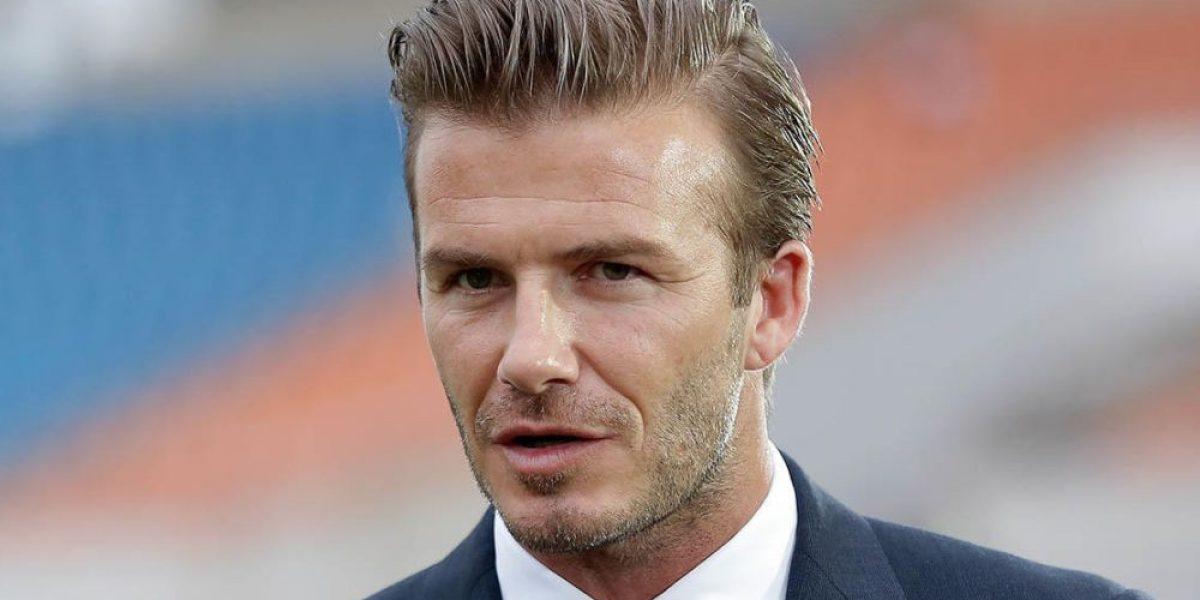 ¿Se aprovechó David Beckham de su puesto en Unicef para obtener el título de