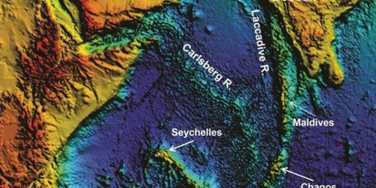 Mauritia, el continente perdido en el océano Índico