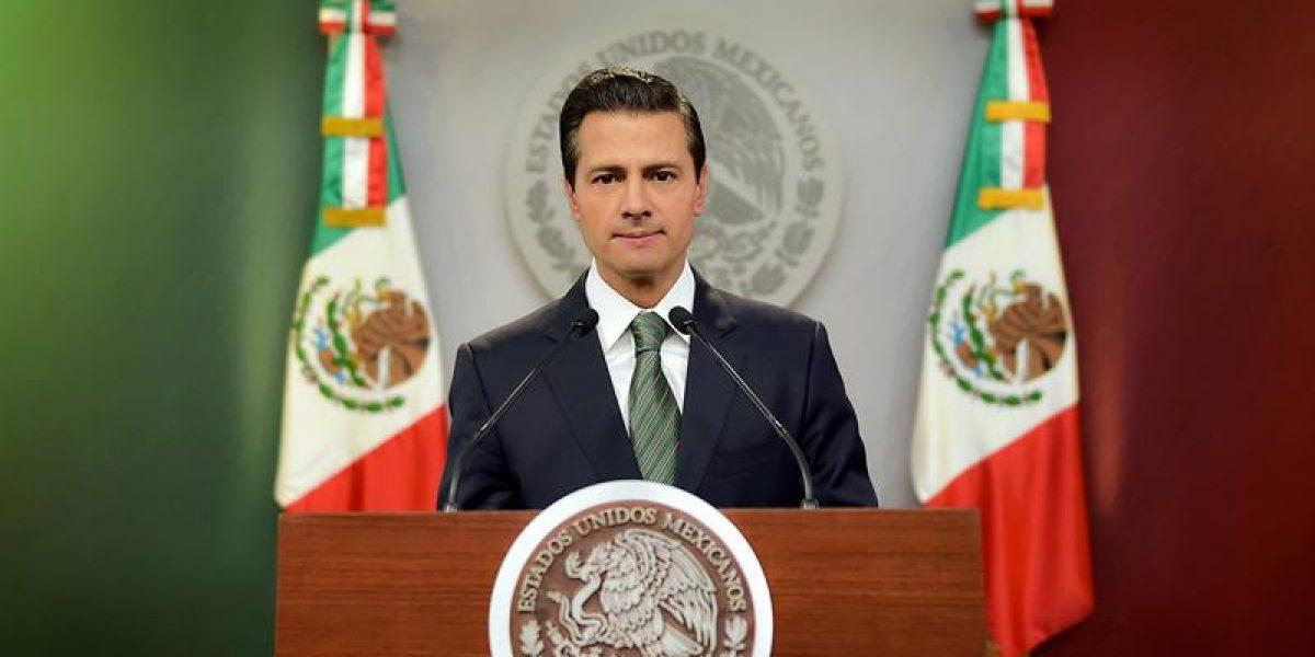 Peña Nieto dice que negociación para actualizar el TLCAN iniciará en 90 días