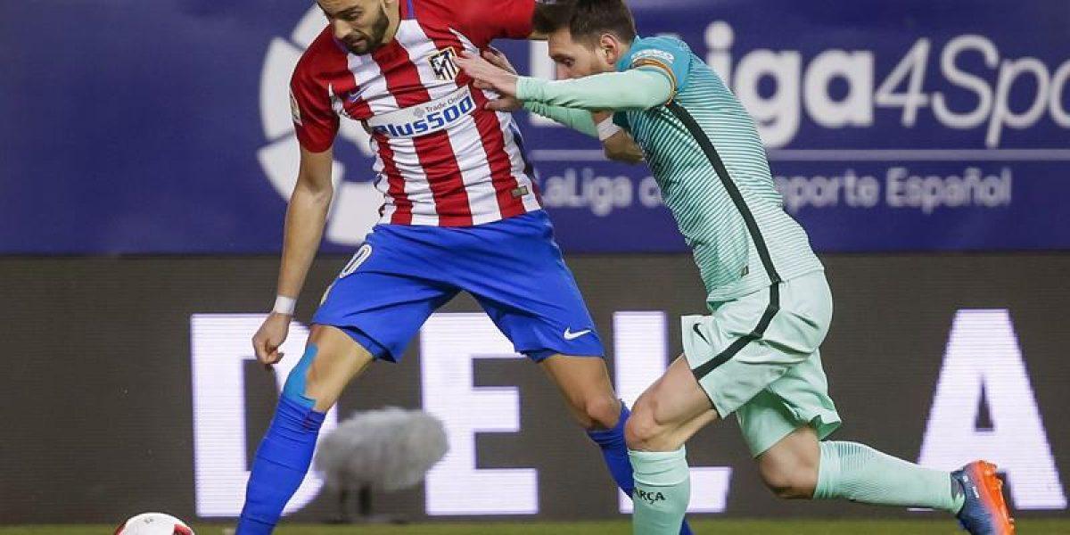 Barcelona FC sacó ventaja en semifinal de la Copa del Rey