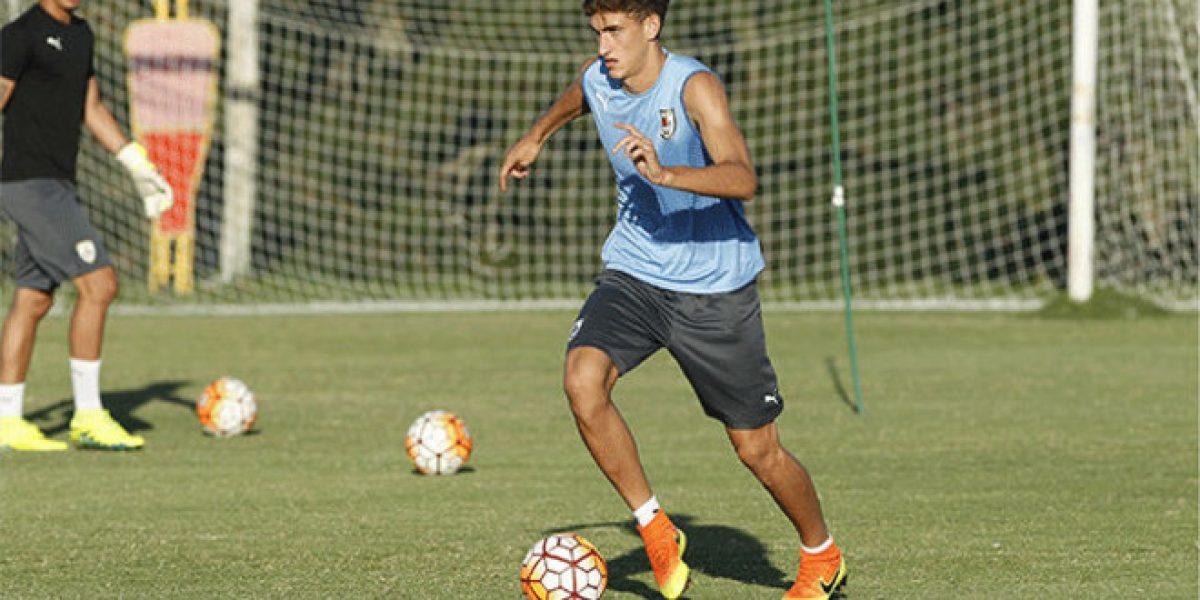 Nuevo fichaje del Barcelona FC, solo piensa en el Sudamericano Sub20