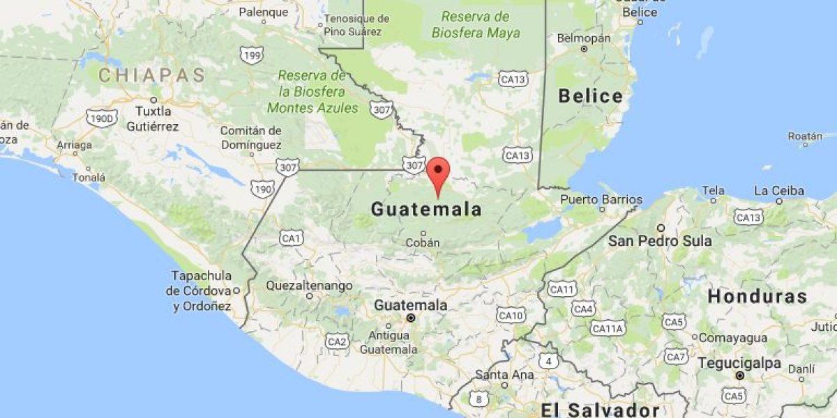 Un muerto y cuatro heridos en varios ataques en Guatemala