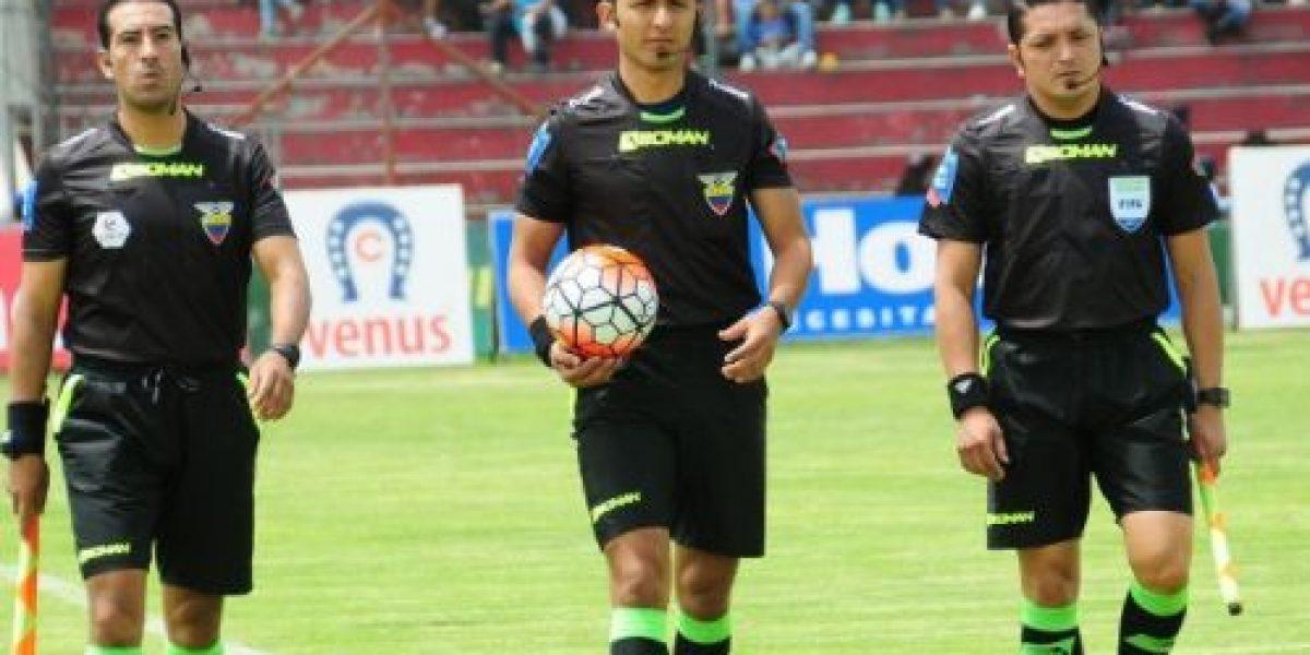 Segunda fecha del Campeonato Ecuatoriano: Árbitros, horarios y programación