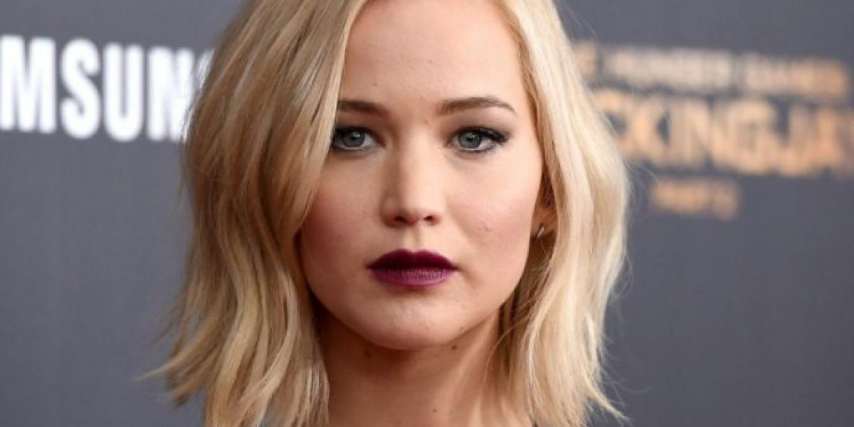 Jennifer Lawrence critica el veto de Donald Trump