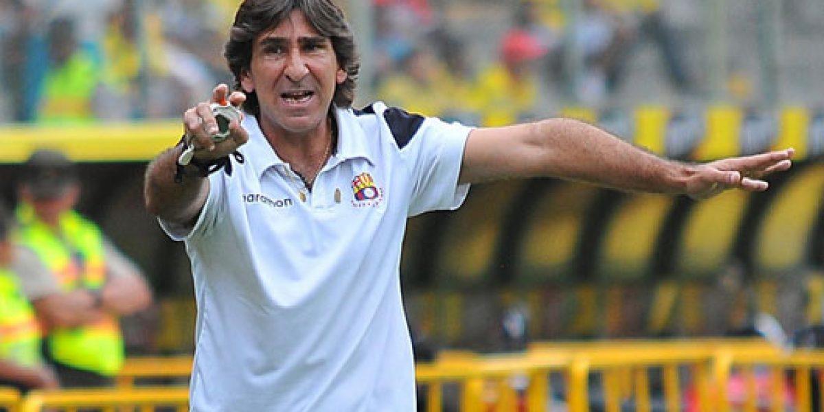 Gustavo Costas pone en jaque a Barcelona SC