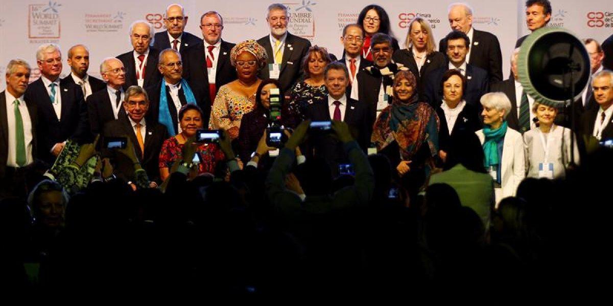 Los Nobel de Paz alzan su voz contra las políticas migratorias de Trump