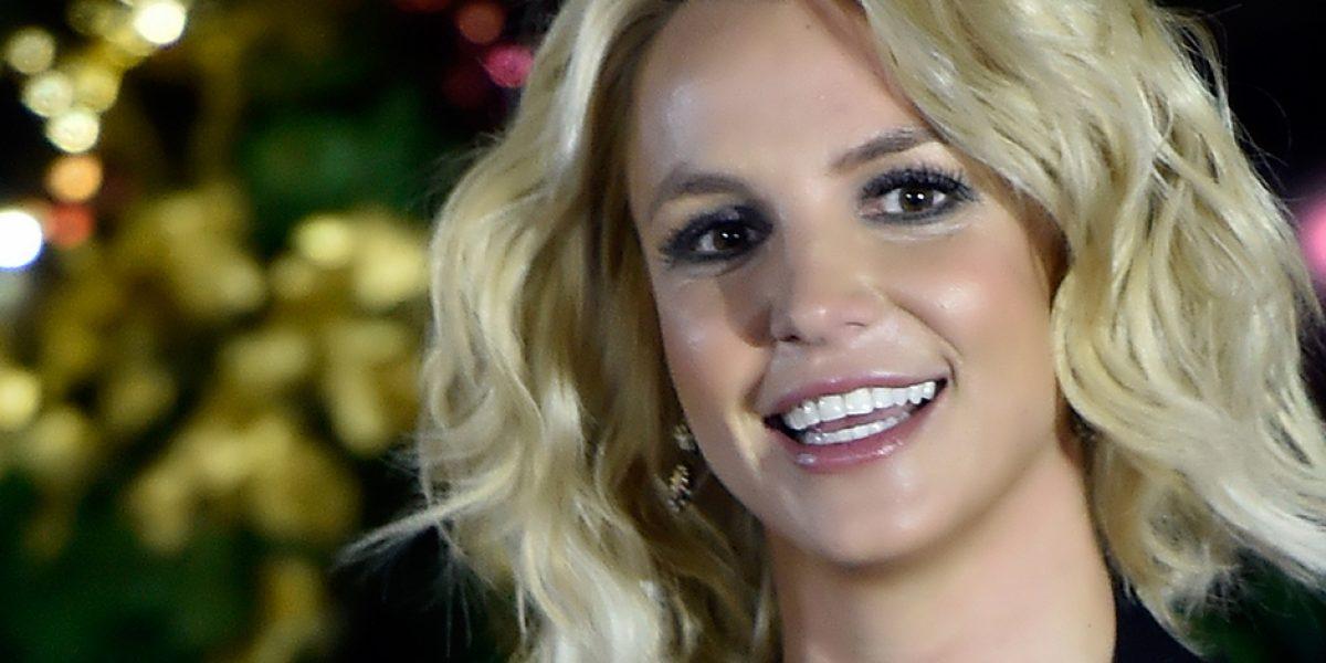 Britney Spears mostró mucho en Las Vegas