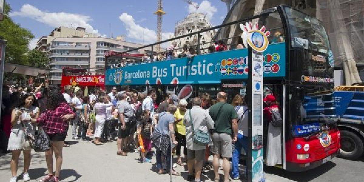 Crisis turística: Barcelona busca limitar la cantidad de visitantes