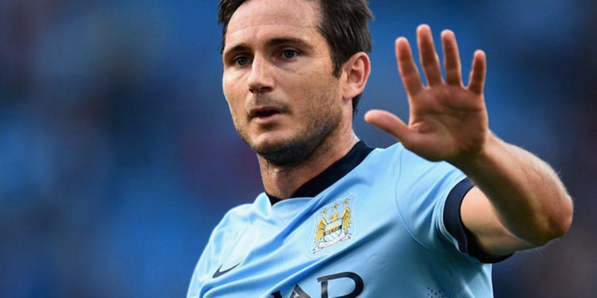 Frank Lampard se retira después de 21 años de carrera