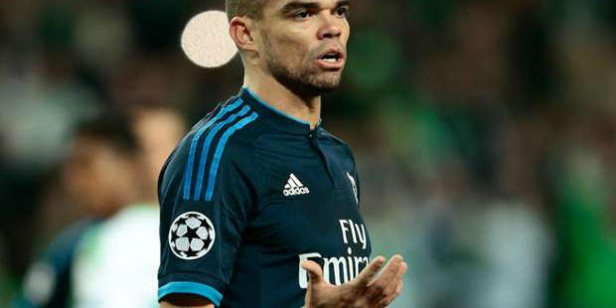 Pepe sale al paso de los rumores sobre su futuro