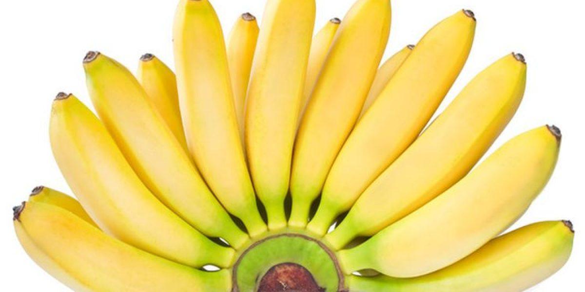¿Qué pasa si frotas una cáscara de plátano en tu cara?