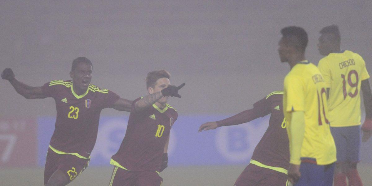 DT de Ecuador Sub20 confía en levantar al equipo en lo que resta