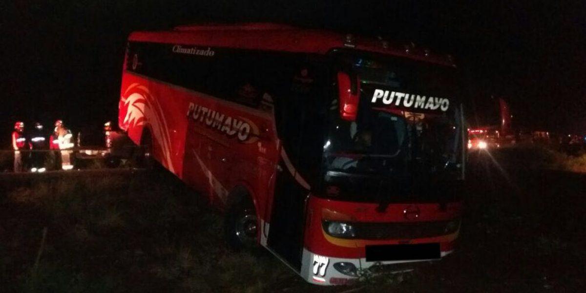 Accidente en vía Shushufindi dejó 3 muertos