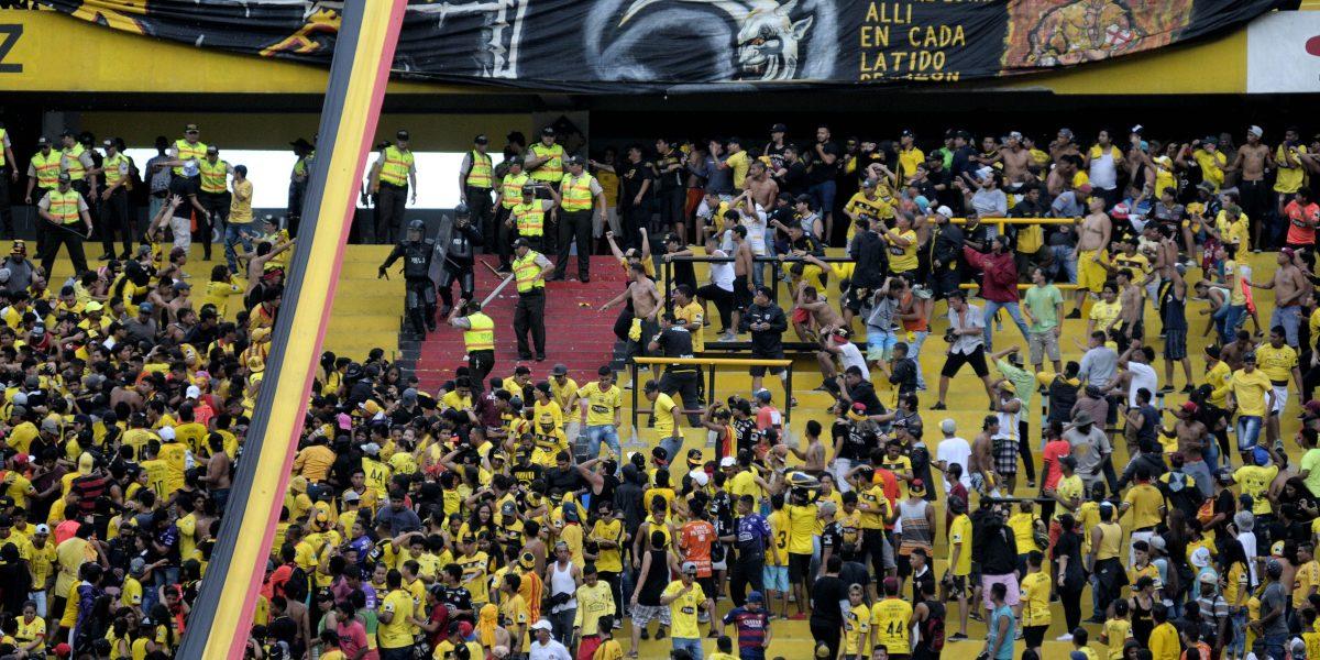 Barcelona fue sancionado con tres fechas en el Monumental