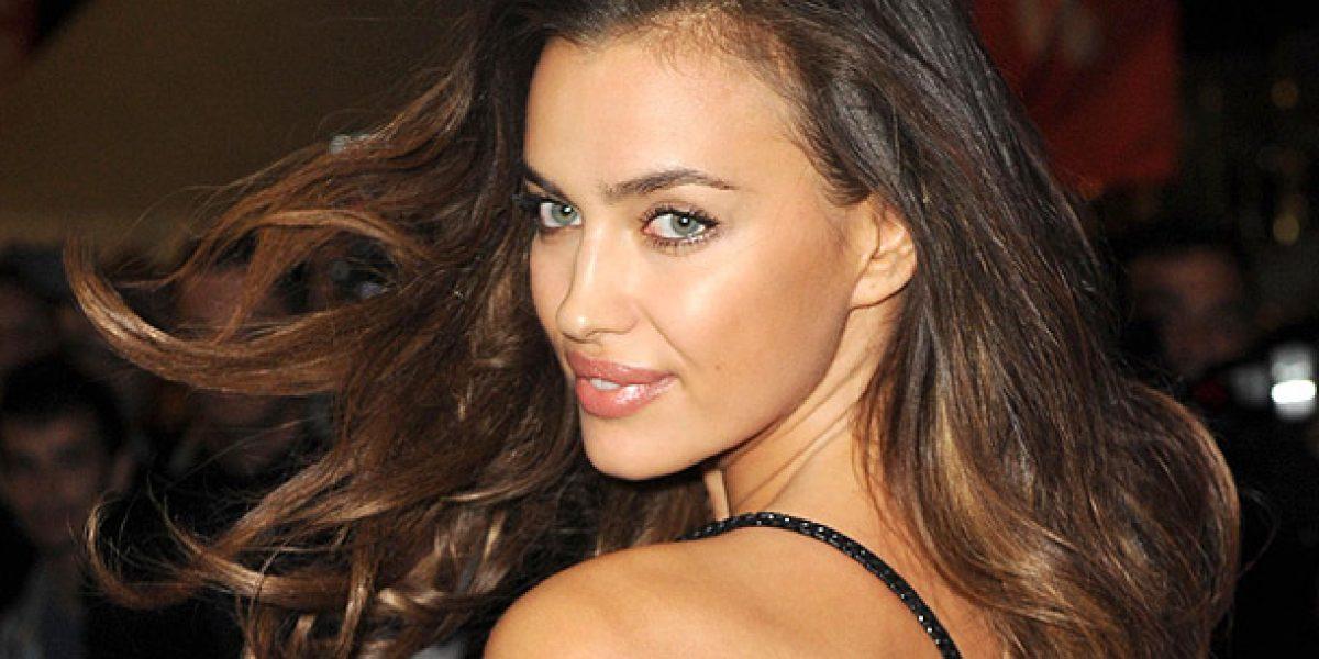 Irina Shayk sorprende en Instagram con su cambio de look