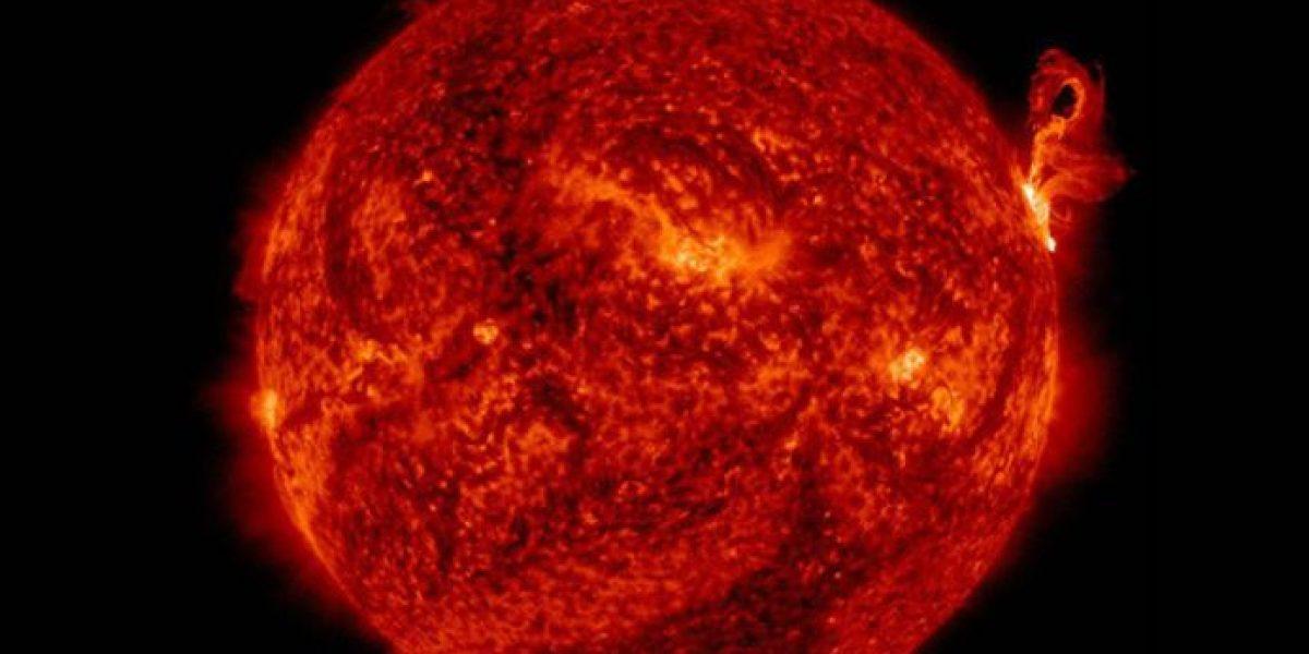 Científicos descubren actividad solar anormal que no pueden explicar
