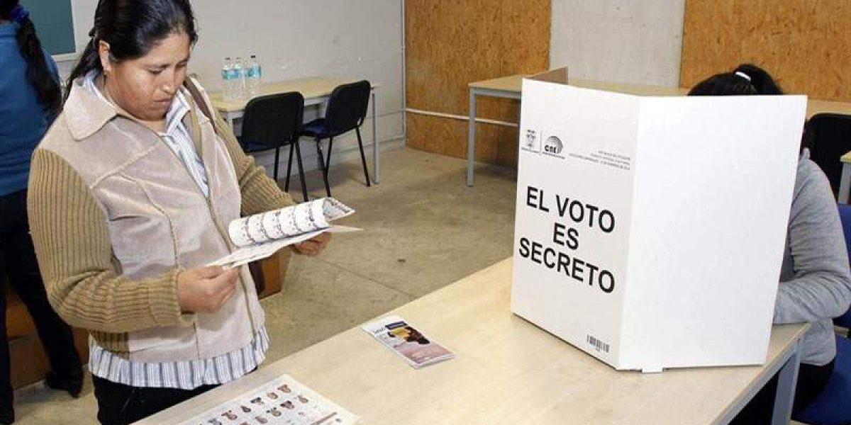 Participación Ciudadana hará recuento rápido de votos en elecciones de Ecuador