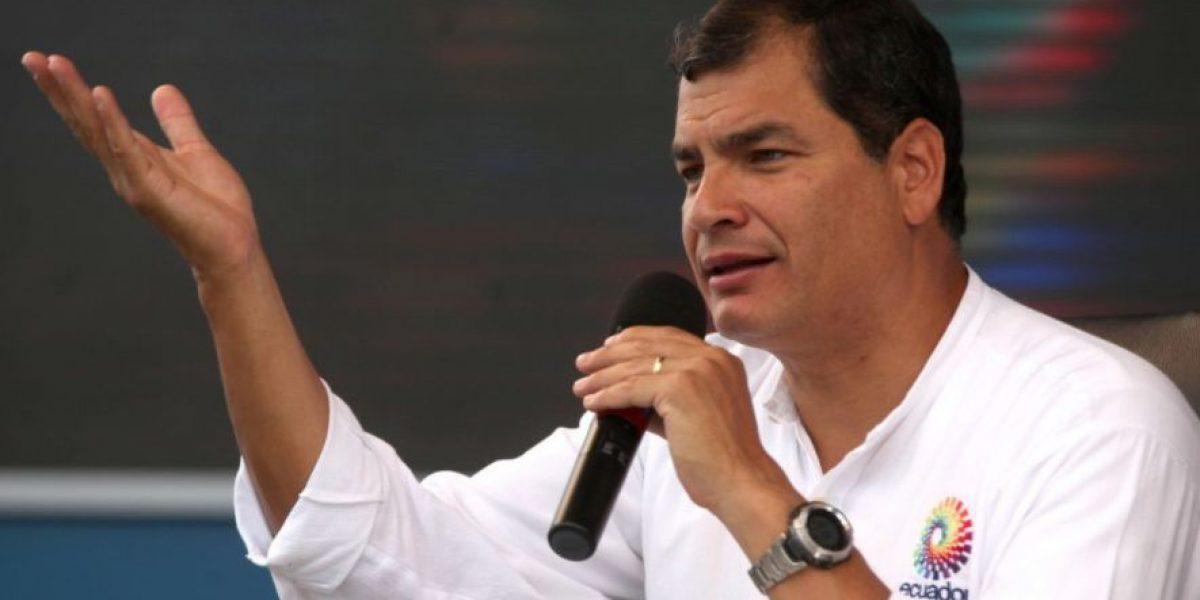 Correa advierte que la firma de un TLC con EEUU afectaría a pequeños productores