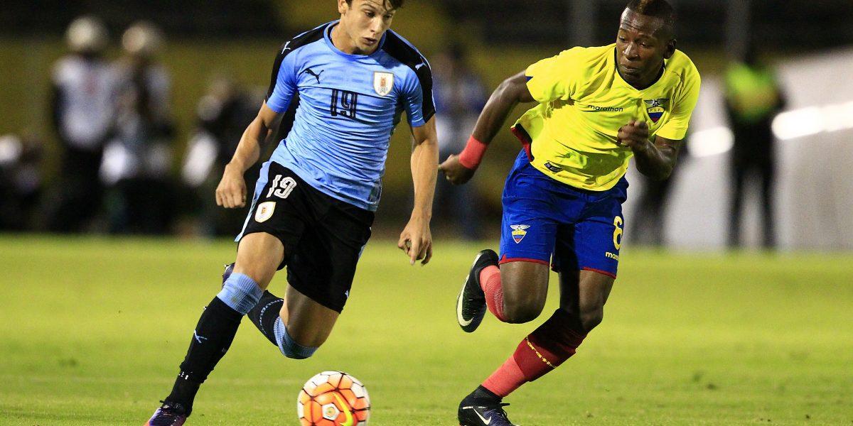 Ecuador pierde ante Uruguay pero se clasificó al Mundial de Corea del Sur