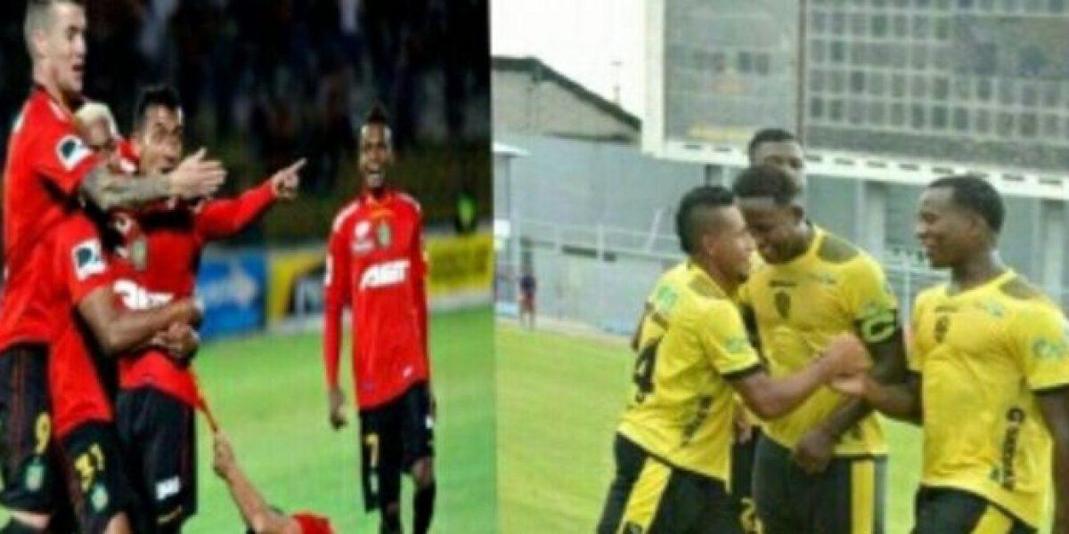 Deportivo Cuenca y Fuerza Amarilla se medirán en el estadio Serrano Aguilar