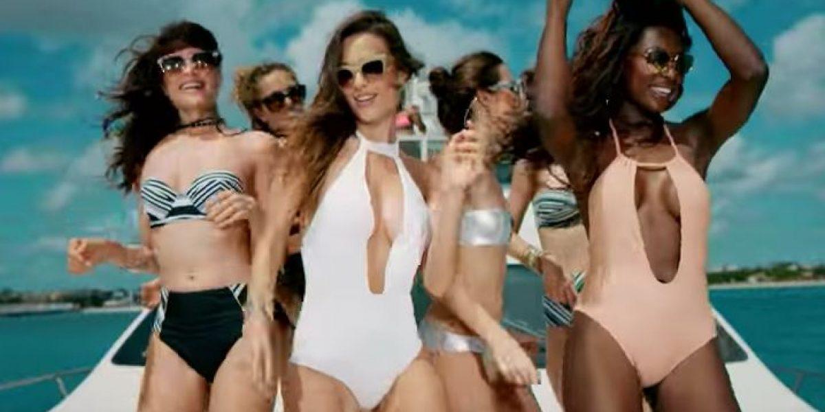 Sulay Castillo, modelo ecuatoriana que sorprendió en video de Wisin