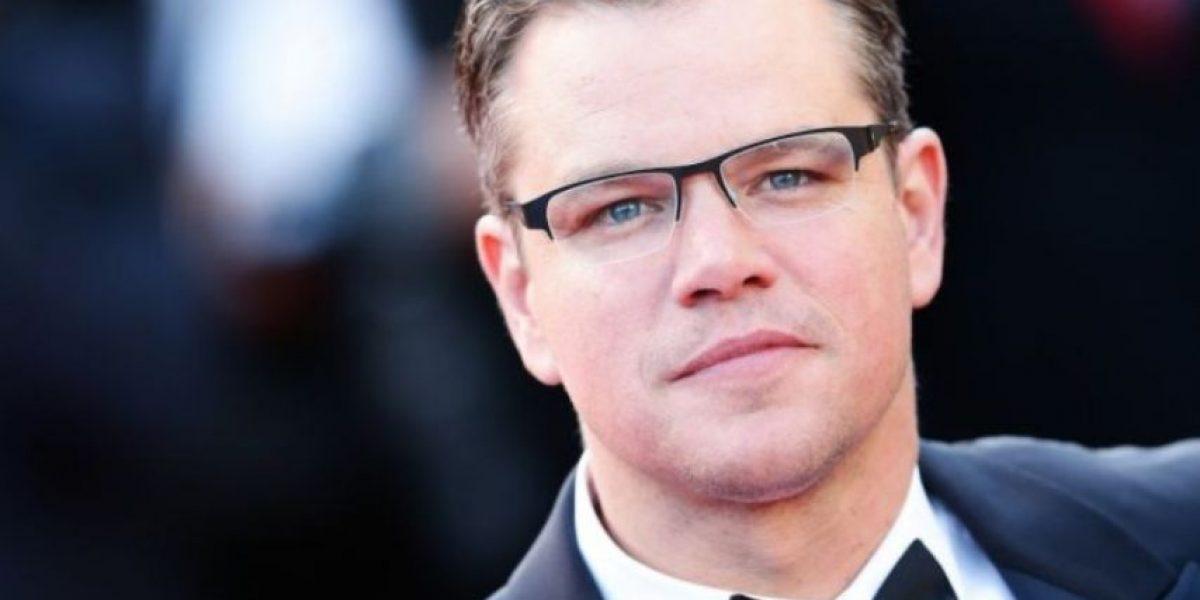 El video de Matt Damon cantando cumbia