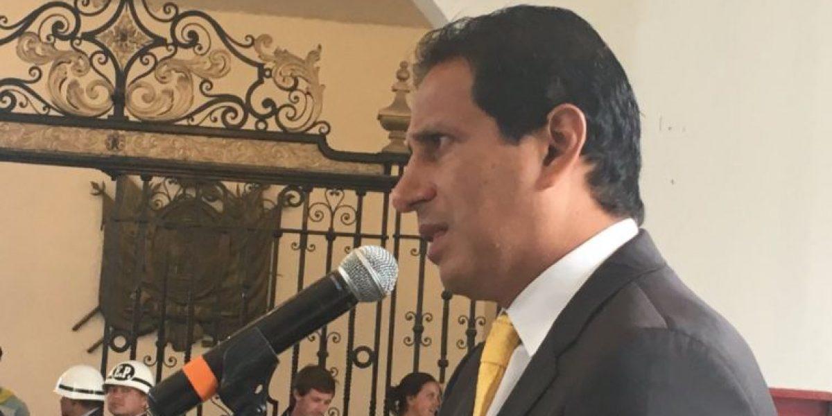 José Francisco Cevallos: