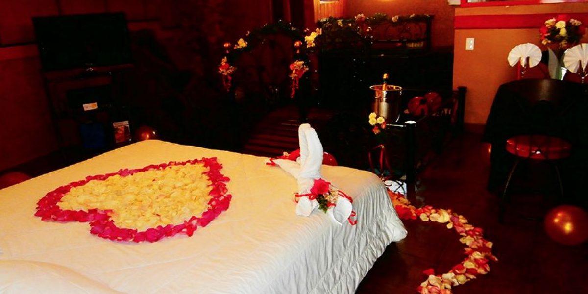 Moteles carecen de promociones en el Día de San Valentín