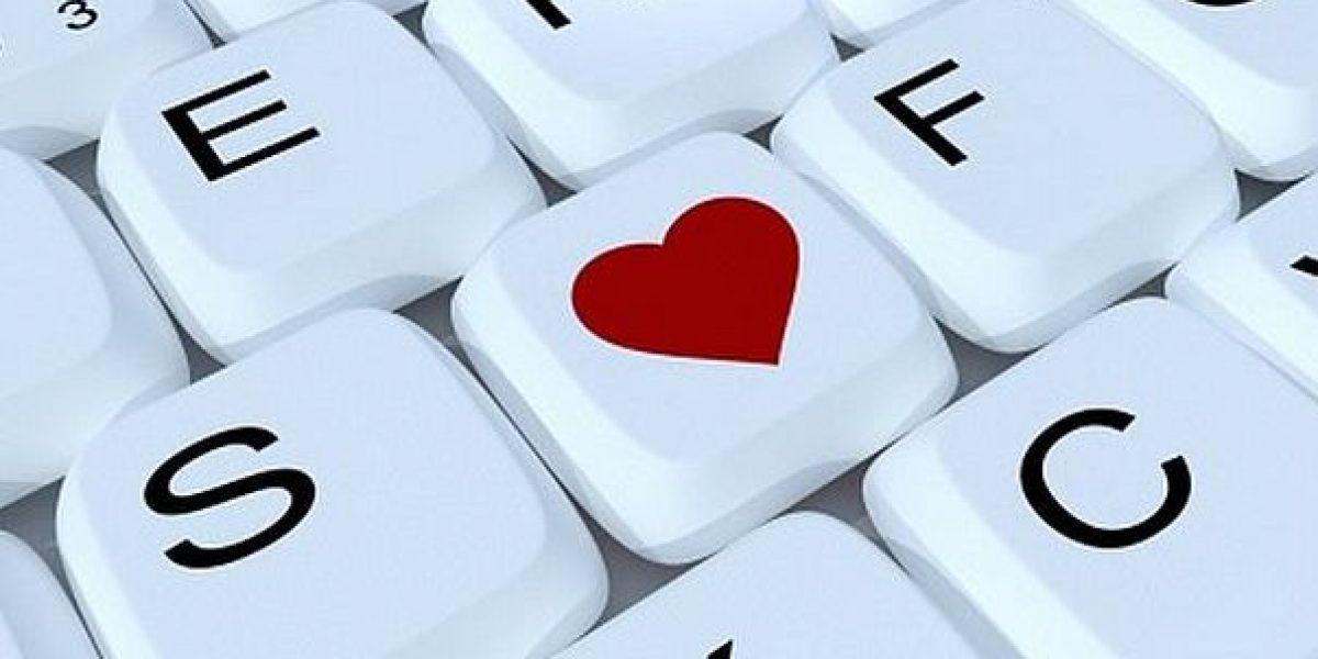 Engaños románticos en la web durante San Valentín