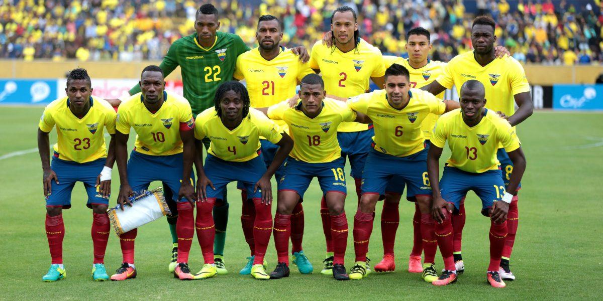 Ecuador ya tiene los 22 para jugar con Honduras