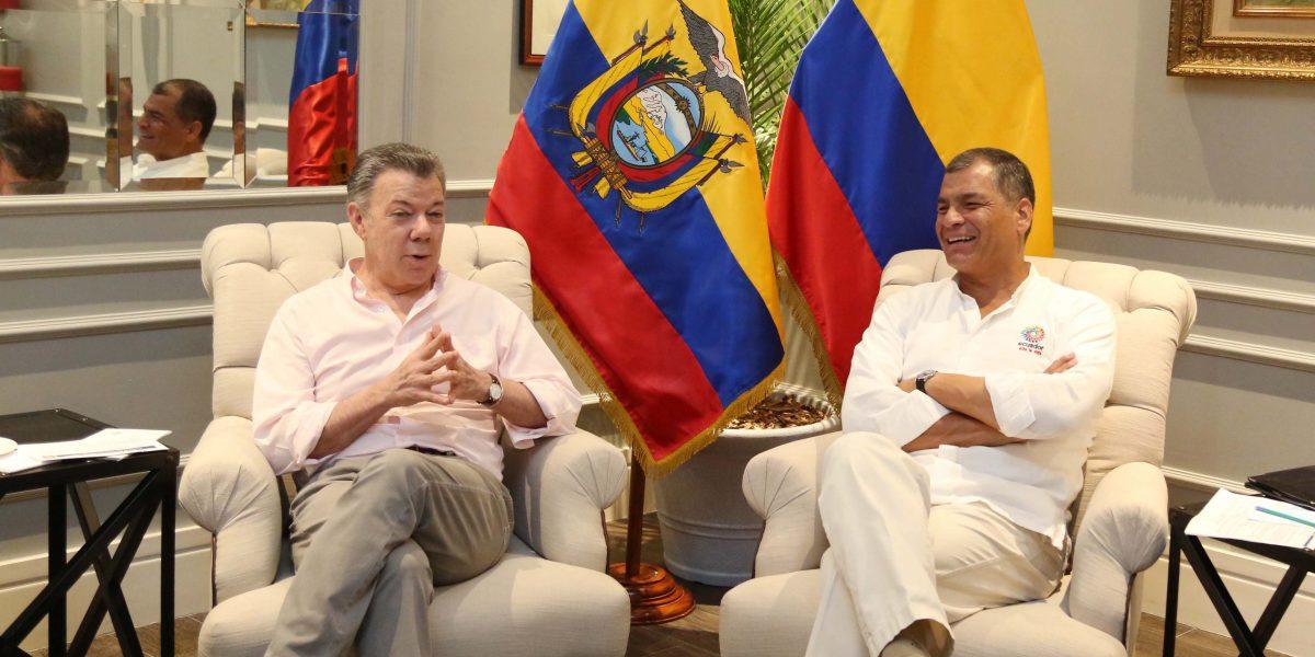 Fiscales de Colombia y Ecuador cooperarán judicialmente en caso Odebrecht