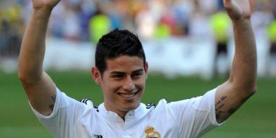 James Rodríguez: Quiero estar en el Real Madrid muchos años más