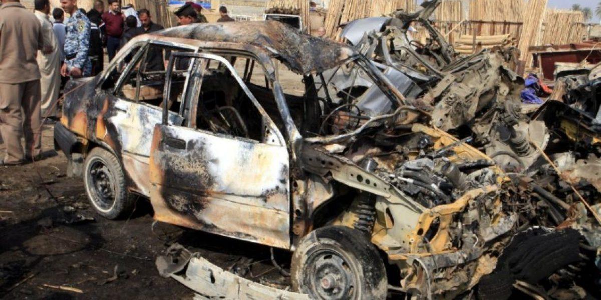 Al menos 40 muertos dejó ataque con coche bomba en Irak