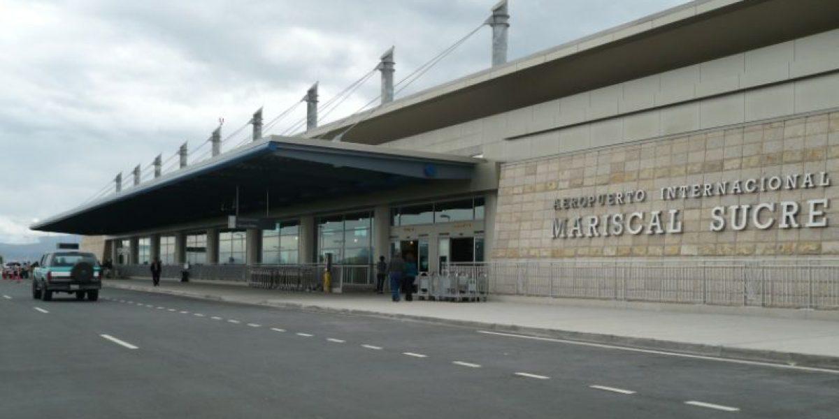 El aeropuerto de Quito, entre los mejores de América Latina
