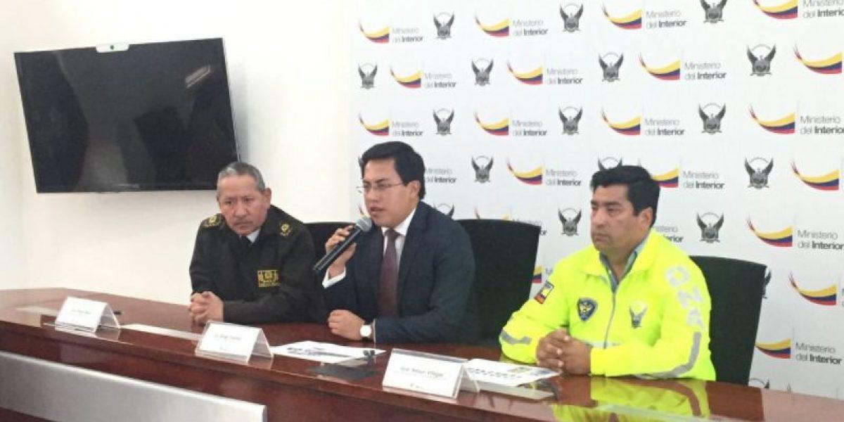 Decomisan 636 kilos de clorhidrato de cocaína en Guayaquil