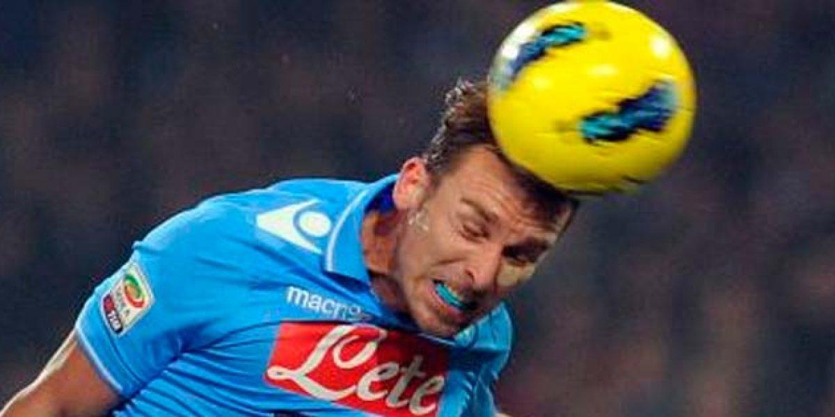 FIFA:  golpear un balón con la cabeza no genera daños
