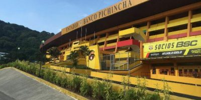 Banco Pichincha salvó a Barcelona SC