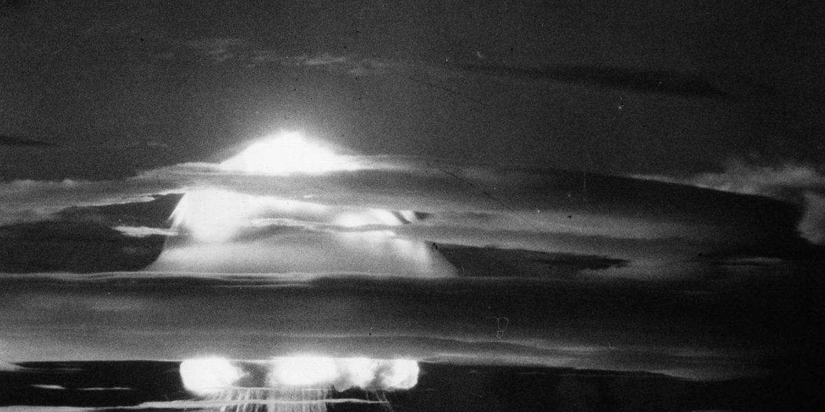 Guerra nuclear… ¿por accidente?