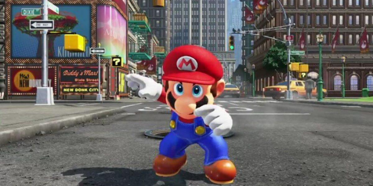 Super Mario Oddisey es el trailer más visto en el canal de Nintendo