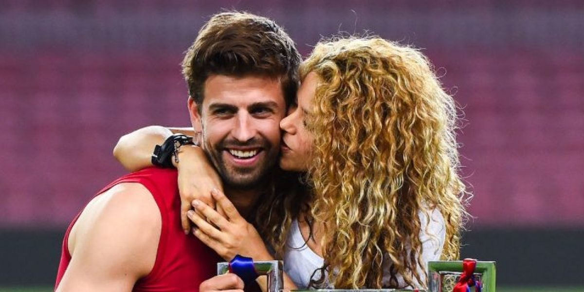 La foto de Shakira que causó el enojo de aficionados del Barça